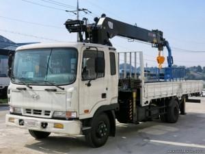 Xe Hyundai 5 tấn   – Nhập khẩu chính hãng – Khuyến mãi cực sốc dành cho Hyundai HD120