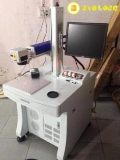 Máy laser khắc kim loại, khắc chữ, khắc imei