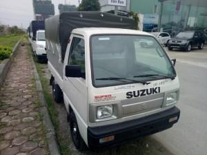 Bán suzuki carry truck, suzuki 5 tạ, hỗ trợ ngân hàng,đi đăng ký