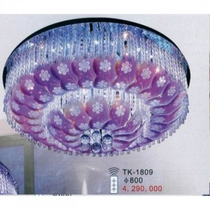 Đèn TK -1809 Giá: 4.290.000đ Giá KM: 3.432.000đ