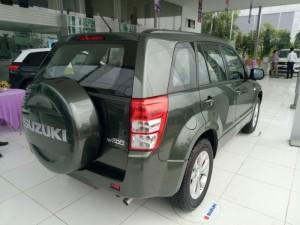 Bán Suzuki Grand Vitara màu xanh lục, nhập Nhật 2 cầu 4x4