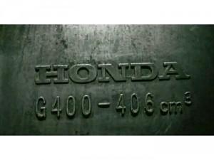 Máy honda - G400, 10hp