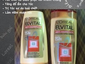 Dầu gội đầu L'oreal Evital