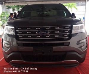 Xe Ford Explorer 2017 nhập khẩu giá rẻ