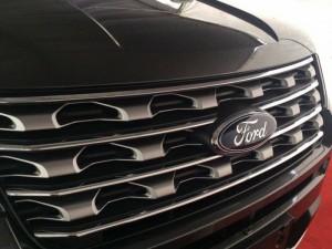 Xe Ford Explorer 2018 nhập khẩu giá rẻ