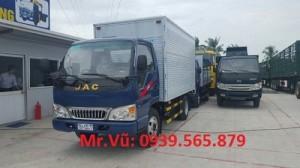 Bán xe tải JAC HFC1030K4 2t4 trả trước 15tr...