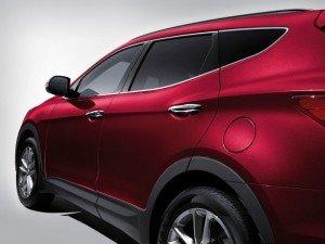 Hyundai Santafe Mới Giá Ưu Đãi