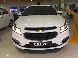 Cruze 1.8L LTZ, hỗ trợ vay 95% chạy gia đình, grab uber