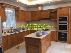 Cho thuê Biệt thự khu C An Phú, 10x20m, 2 lầu...
