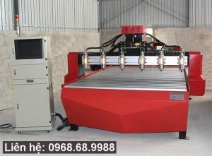 Giá máy đục gỗ vi tính tại Hà Nội