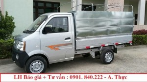 Bán xe Dongben 810kg, dongben 870kg trả góp trả trước 30 triệu không cần chứng minh thu nhập