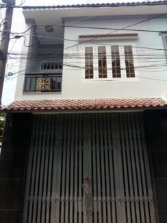 Bán nhà đường số 20 quận Bình Tân