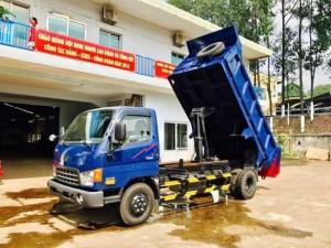 Xe tải Ben Hyundai 5.9 tấn chính hãng – Mua Hyundai Mighty HD99 5.9 tấn tặng 100 % phí đăng kiểm