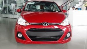 Hỗ trợ vay tối đa 90% khi mua Hyundai Grand...