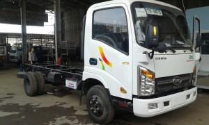 Xe tải veam vt200 1T9 thùng dài 4m3, veam...