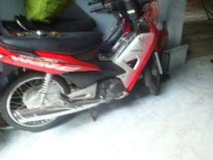 Honda Wave A đời mới màu đỏ,xe zin nguyên bản