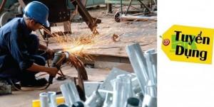 Cần tuyển thợ cơ khí - thợ tiện…