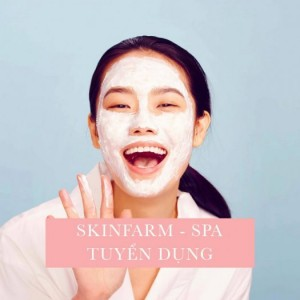 Skinfarm tuyển dụng nhân viên spa - nail