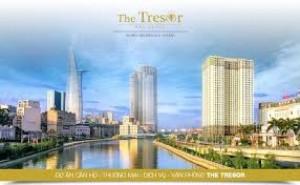 Di dân cần bán gấp CH The Tresor Q4,...