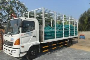 Bán xe tải 3,7 tấn chở gia cầm Hino...