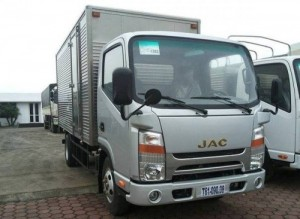 xe tải JAC 1.9 TẤN