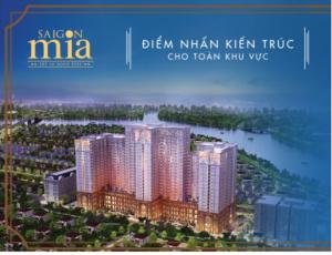 Định cư chuyển nhượng căn hộ Saigon mia view...