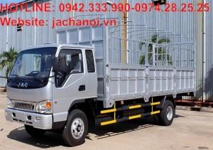 Sở hữu xe tải JAC 8T4 và nhận ngay 100% lệ...