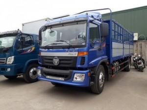 Xe tải C160 thùng mui bạt