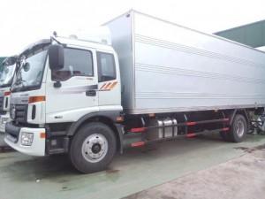 Xe tải C160 thùng kín