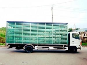 Tổng đại lý xe tải Hino chở gia cầm – chỉ cần...