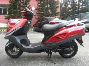 Honda Esky 125 Xe Tay Ga Chính Hãng HONDA Mới Đẹp Long lanh