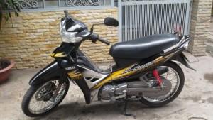 Yamaha sirius R vàng đen, nguyên thuỷ,máy vọt