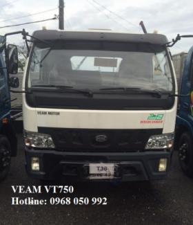 Xe tải veam giá rẻ / xe tải Veam 7t5