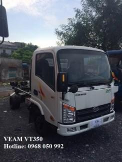 Xe tải veam giá rẻ / xe tải veam 3t5 thùng dài 5m
