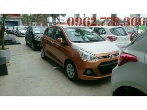 Hyundai Grand i10 1.0 AT giá rẻ nhất miền bắc