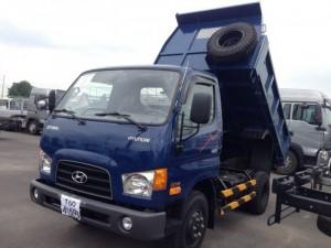 Hyundai Mighty HD99 5.9 tấn, Tải tự đổ thể tích thùng 4.6 m3