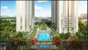 bán căn hộ số 15 chung cư vinhomes green bay, 3 ngủ 90m2
