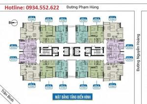 FLC Green Home- 18 Phạm Hùng - 1.3 tỷ/căn 2PN, Full nội thất.