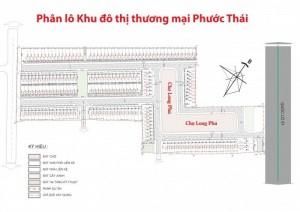 Bán đất KDC Quốc Lộ 51, ngay chợ Long Phú, Lòng Thành giá chỉ 4,6 triệu/m2