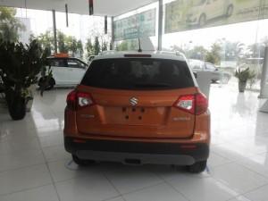 Cần bán Suzuki Vitara đời 2017 màu đen, nhập khẩu chính hãng