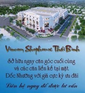 Vincom Shophouse Thái Bình