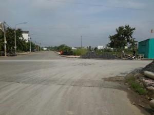 Bán 100m2 đất ngay dự án Đại Phước Center City 2, ngay chân cầu Cát Lái. Đất sổ đỏ liền kề quận 2