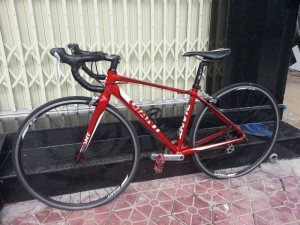 Roadbike GIANT DEFY- hang bai Nhat