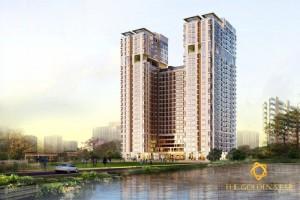 Sở hữu căn hộ cao cấp Golden Star Q7 + 5 chỉ...
