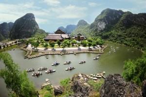Tour Hà Nội - Bái Đính - Tràng An 1 ngày