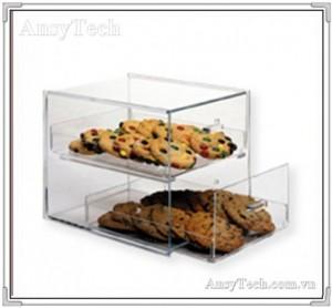 Hộp đựng bánh ngọt, hộp đựng sản phẩm