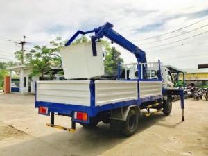 Bán xe tải gắn cẩu Tadano ZE303MH Hyundai...