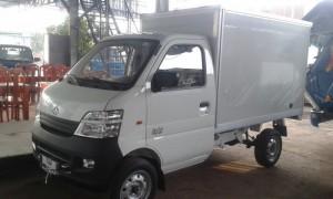 Xe tải Veam Star 840kg thùng mui kín