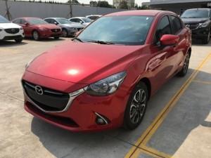 Mazda 2 mang vẻ đẹp của sự sang trọng và tốc độ