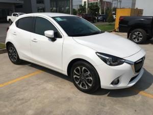 Mazda 2 mới 100% thu hút từ cái nhìn đầu tiên